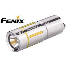 Prívesok na kľúče LED Fenix UC02SS - USB nabíjateľná (Zlaté prúžky) e1e5783ea1b
