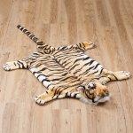 Vopi detský koberec Tiger hnedý