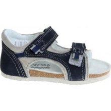 bf7bc9ea1120 Protetika ortopedická detská obuv T 32 99 modrá