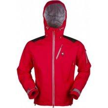 High Point Protector 4.0 Jacket red grey zip pánská nepromokavá bunda  BlocVent Pro 3L DWR 9096a29bdfe