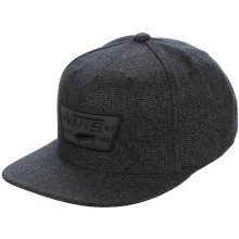 Vans Full Patch Snapback Concrete Black