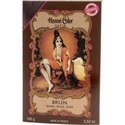 Brun Henna Powder Henné Color - hnedá 100 g