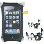 Púzdro TOPEAK SmartPhone Dry Bag iPhone 4 čierne