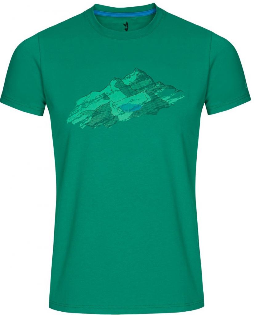 003e1b6f8ea Zajo Bormio T Shirt S Grass Green Nature od 17