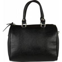 Firetrap Blackseal Bowler Bag Black N