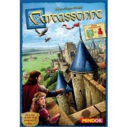 zvlhcovac vzduchu Mindok Carcassonne: Základná hra