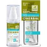O'Herbal Sérum pre suché a poškodené vlasy s ľanovým extraktom 50 ml