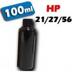 Atrament pre kazety HP 21/27/56 black