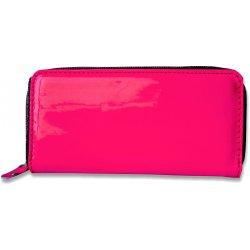 fec0b09d49 dámska peňaženka lakovaná na zips