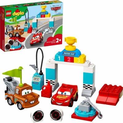 LEGO® DUPLO® Cars™ 10924 Bleskový McQueen a deň pretekov