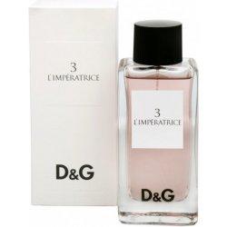 Dolce & Gabbana Anthology 3 L´Imperatrice toaletná voda 100 ml