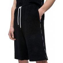 593d928f3a Calvin Klein Pánske kraťasy Towelling Short KM0KM00323-001 Black