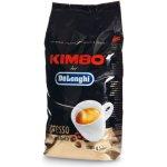 DeLonghi Kimbo Espresso 100% Arabica zrnková káva 1 kg