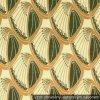 bb053e4c38e2 Secesný dekoračná látka Nemecko 1900-1910 (mušle) béžová   sv. hnedá