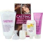 Loréal Casting Creme Gloss šetrné zloženie bez amoniaku Čokoládová č. 535
