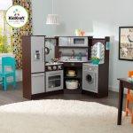 KidKraft kuchynka Ultimate Corner Play so zvukom a svetlom
