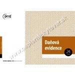 Optys 1001 Daňová evidence s klopou A4