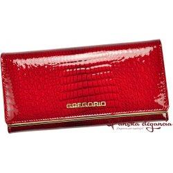 Gregorio 11173 2 Listová dámska peňaženka SLL 100 červená ... 7533e4bac98