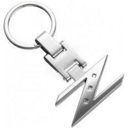 Prívesok na kľúče v podobě písmena Z alternatívy - Heureka.sk 9cd159c5b2d