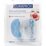 CURAPROX - Cumlík s držiakom pre dieťatko dievča CMPH 201