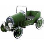 Goki Kovové Šliapacie Auto S Gumenými Kolesami Replika Z Roku 1939