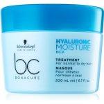Schwarzkopf BC Bonacure Moisture Kick Hyaluronic Treatment 200 ml