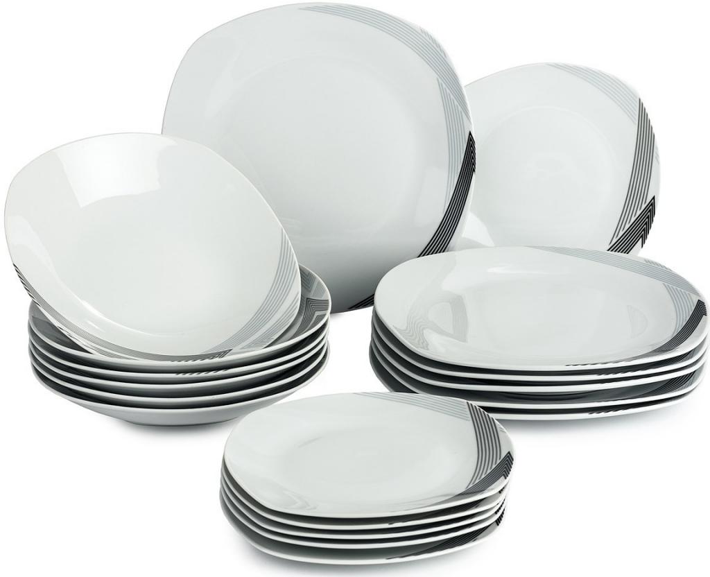 Jedálenské súpravy Banquet - Heureka.sk d40ac70a65a