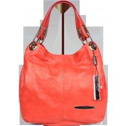ružové kožené kabelky