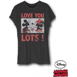 2d5e57225155 Disney Minnie dámske tričko s krátkym rukávom od 14