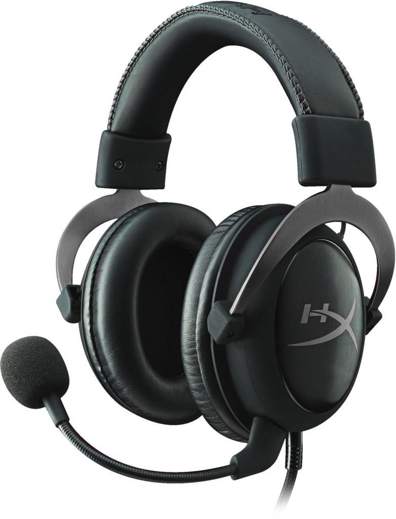 Herné slúchadlá/headset Kingston HyperX Cloud II KHX-HSCP-GM