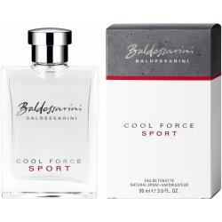 e7b9106e9a Baldessarini Cool Force Sport toaletná voda pánska 90 ml od 34