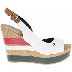1115207cbc Tommy Hilfiger dámské sandály bílé alternatívy - Heureka.sk