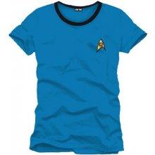Star Trek Spock Uniform Blue