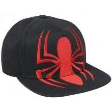 25a907930 Disney Brand Chlapčenská šiltovka Spiderman čierno-červená