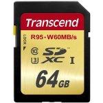 Transcend SDXC 64GB UHS-I U3 TS64GSDU3