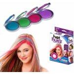 Hot Huez farebné kriedy na vlasy