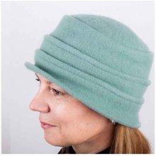 723a66879 Tonak Zelený dámsky klobúk z čistej vlny 87107
