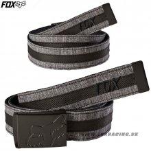 Fox Condon Canvas Belt heather grey