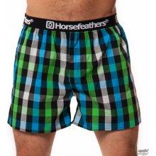 Hosefeathers Apollo boxer shorts green
