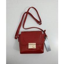 Pabia kabelka červená
