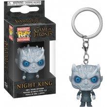 Prívesok na kľúče POP  Game of Thrones Night King 4 cm bd489e8040b
