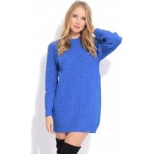 c1a07dc31a83 FILLE DU COUTURIER dámské šaty Anette modrá