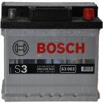 Bosch S3 12V 45Ah 400A, 0 092 S30 020