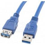 Lanberg CA-US3E-10CC-0030-B USB, 3m, modrý