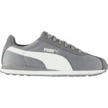 Puma boty Turin Mesh Snr 74 Grey