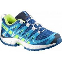 9d074ad1380b2 Salomon XA PRO 3D J Deep Water / SCUBA BLUE / Tonic 379115 obuvi