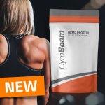 GymBeam Hemp Protein 1000 g