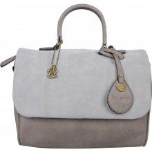 Bulaggi Elegantní šedá kabelka 29602-19