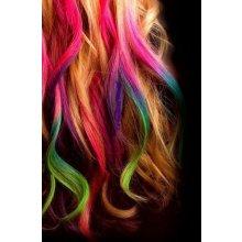 Farebné kriedy na vlasy 12ks HAIR CHALK