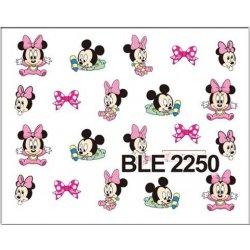 Nálepky na nechty Mickey minnie 4 alternatívy - Heureka.sk d7427bfe116